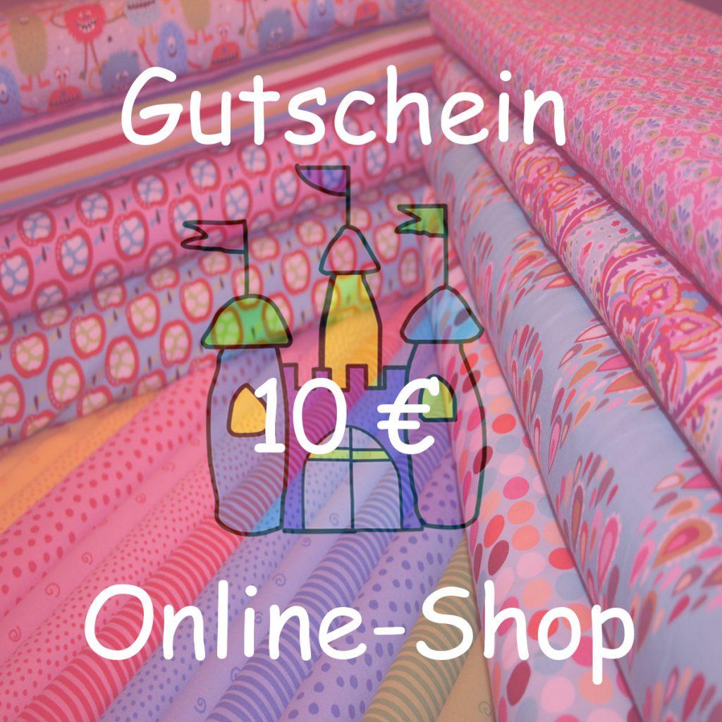 Gutschein Online-Shop