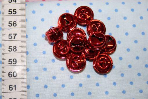 renee-d.de Onlineshop: 1 Kleines Glöckchen rot