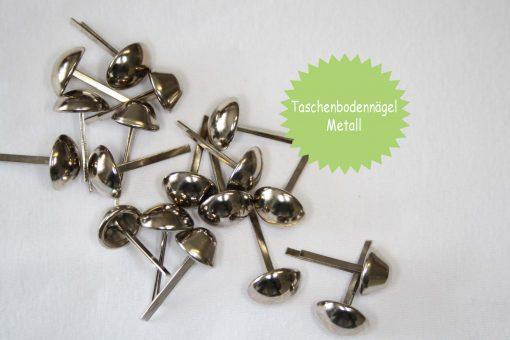 renee-d.de Onlineshop: 1 Taschen Bodennägel Silber