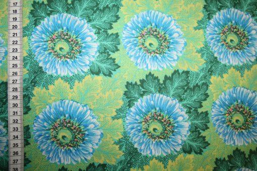 renee-d.de Onlineshop: Amy Butler Baumwollstoff Hapi serie blau grün