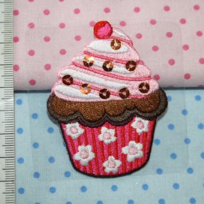 renee-d.de Onlineshop: Aufnäher Muffins Törtchen