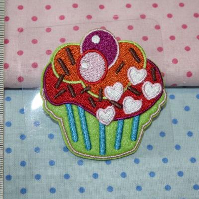 renee-d.de Onlineshop: Aufnäher Törtchen Muffins