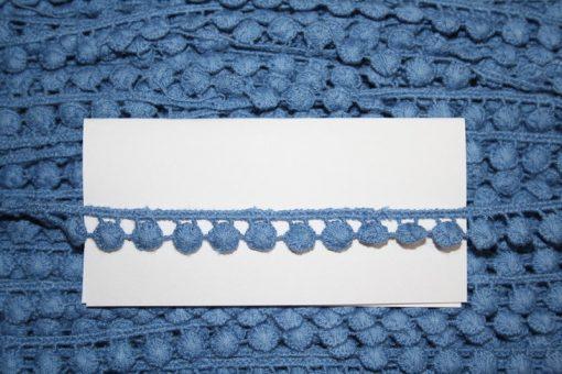 renee-d.de Onlineshop: Mini Bommelborte jeans blau