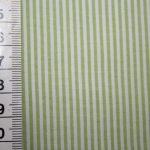 renee-d.de Onlineshop: Baumwoll Stoff Vichy Streifen grün klein
