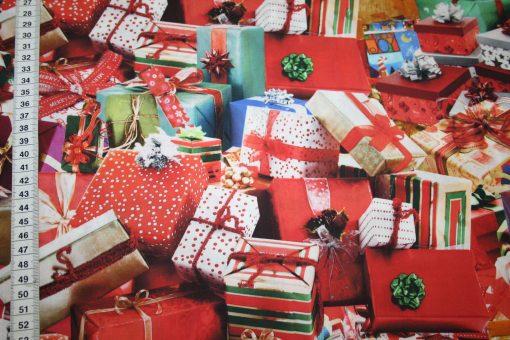 renee-d.deOnline Shop Baumwollstoff Weihnachten Digitaldruck Geschenke