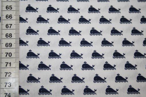 renee-d.de Onlineshop: Baumwollstoff Mini Wal