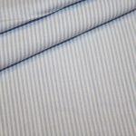 renee-d.de Onlineshop: Baumwoll Stoff Vichy Streifen hellblau klein