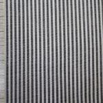renee-d.de Onlineshop: Baumwollstoff Vichy Streifen schwarz klein