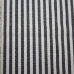 renee-d.de Onlineshop: Baumwollstoff Vichy Streifen schwarz mittel