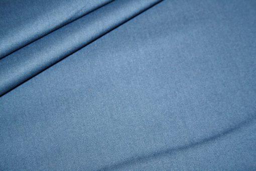 renee-d.de Onlineshop: Baumwollstoff uni jeans blau