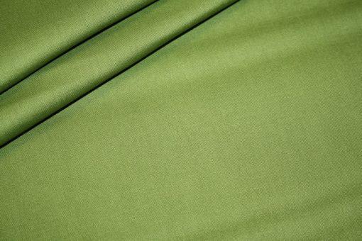 renee-d.de Onlineshop: Baumwollstoff grün uni
