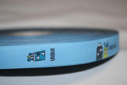renee-d.de Onlineshop: Blaubeerstern Webband Handmade