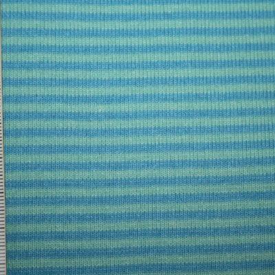 renee-d.de Onlineshop: Bündchen Ringel blau türkis