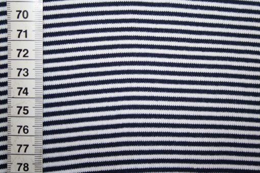 renee-d.de Onlineshop: Bündchen blau weiß gestreift
