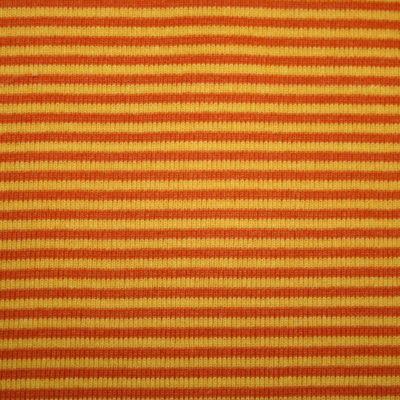 renee-d.de Onlineshop: Bündchen gelb orange gestreift