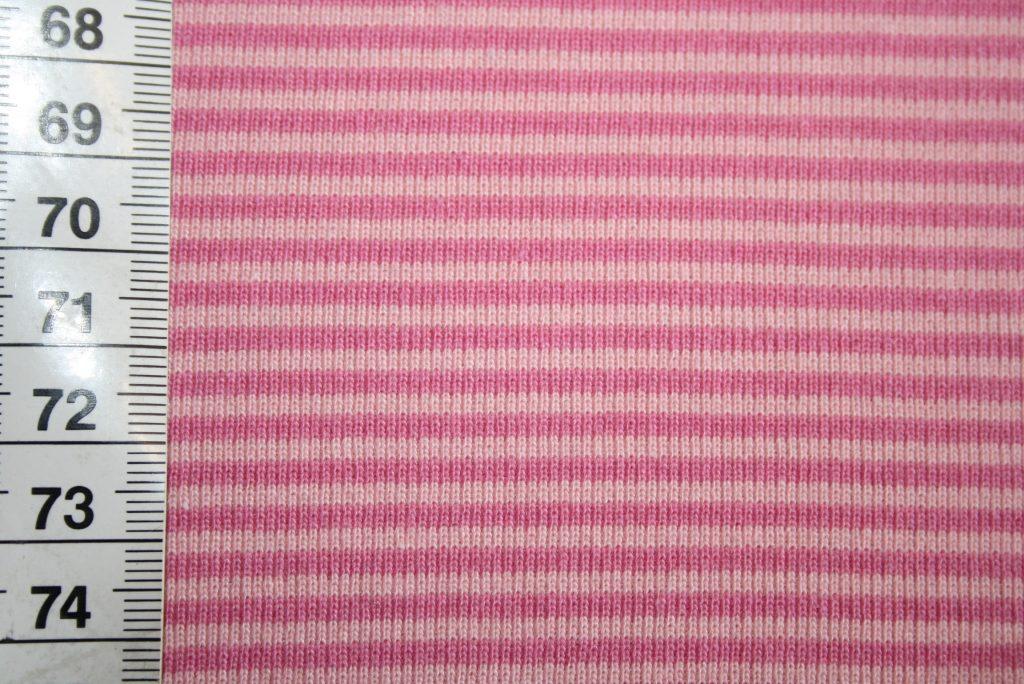 renee-d.de Onlineshop: Bündchen rosa rosa gestreift