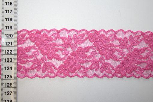 renee-d.de Onlineshop: Elastische Spitze pink