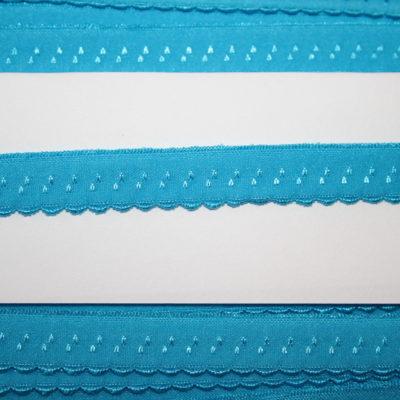 renee-d.de Onlineshop: Elastisches Gummi Schrägband  türkis