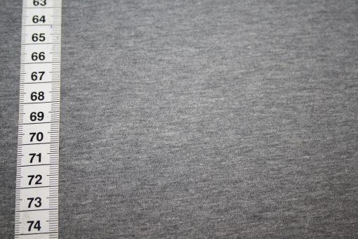 renee-d.de Onlineshop: Jersey Stoff sehr hell grau meliert