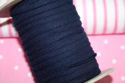 renee-d.de Onlineshop: Flache Gummikordel dunkelblau