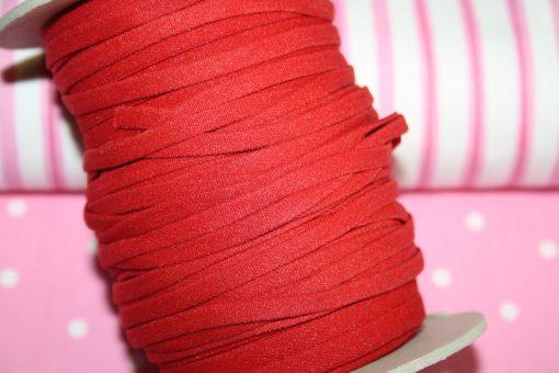 renee-d.de Onlineshop: Flache Gummikordel rot