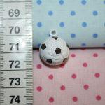 Mini Glöckchen Fußball