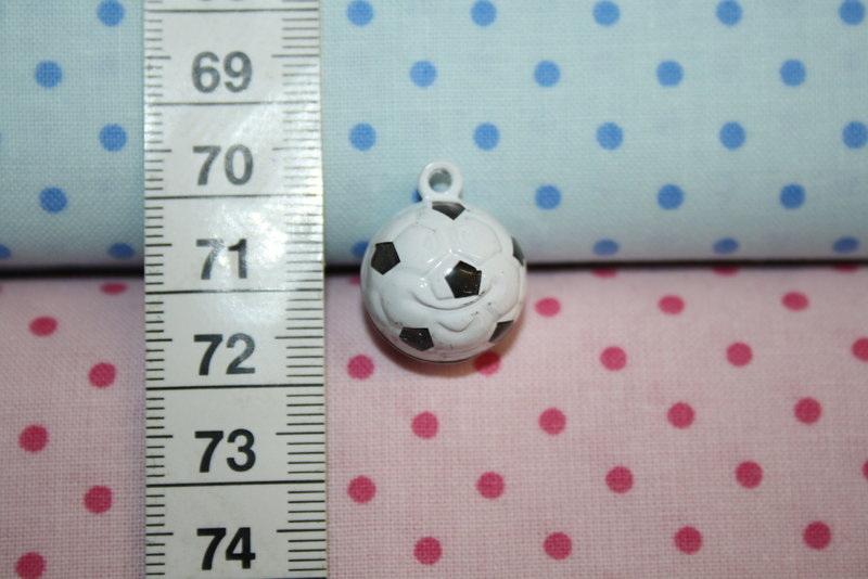 renee-d.de Onlineshop: Mini Glöckchen Fußball