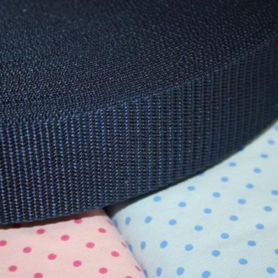 renee-d.de Onlineshop: Gurtband blau 4 cm