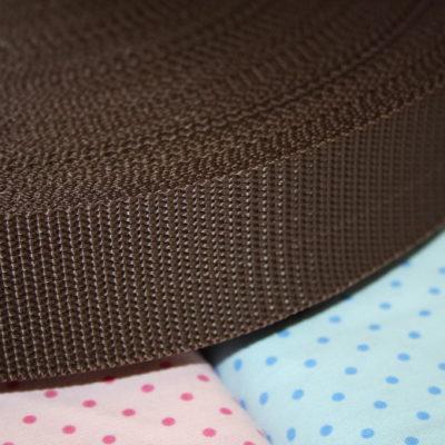 renee-d.de Onlineshop: Gurtband braun 2 cm breit