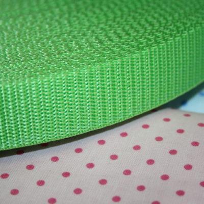 renee-d.de Onlineshop: Gurtband grün 3 cm