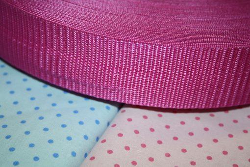 renee-d.de Onlineshop: Gurtband pink 4 cm