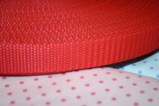 renee-d.de Onlineshop: Gurtband rot 2 cm