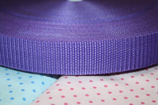 renee-d.de Onlineshop: Gurtband lila 3 cm breit