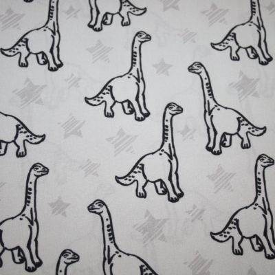 renee-d.de Onlineshop: Hilco Baumwollstoff Dinos Dinosaurier