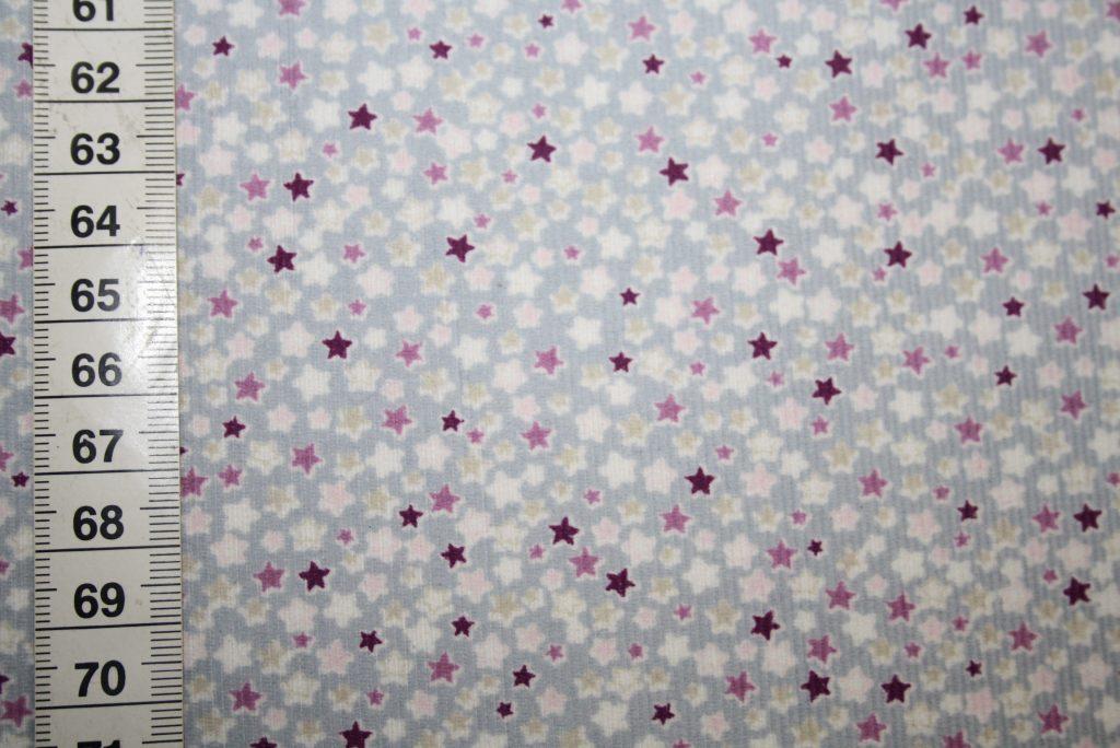 renee-d.de Onlineshop: Hilco Cord Stoff Camila blau kleine Sterne
