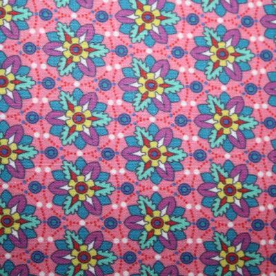 renee-d.de Onlineshop: Hilco Hilde Baumwollstoff Muster Blumen