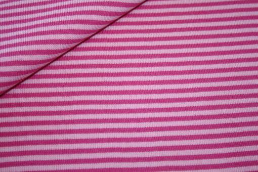Artikel aus dem renee-d.de Onlineshop: Bündchen pink rosa gestreift