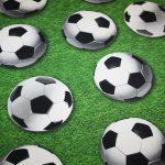 Digitaldruck Jersey Stoff Fußball