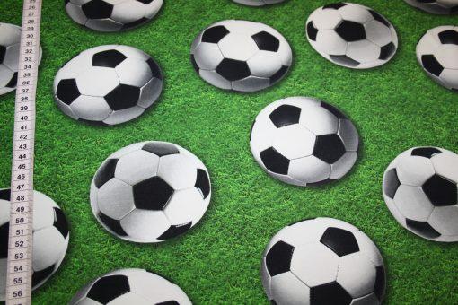 renee-d.de Onlineshop: Jersey Stoff Digitaldruck Fußball