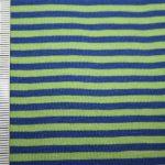 renee-d.de Onlineshop: Jersey Stoff Ringel grün blau