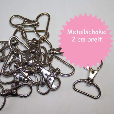 renee-d.de Onlineshop: Metallschäkel 2 cm breit