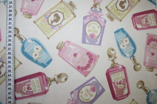 renee-d.de Onlineshop: Kokka Baumwollstoff Parfum
