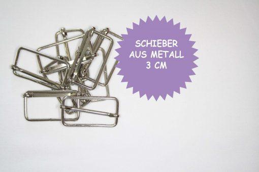 renee-d.de Onlineshop: Längenversteller Metall 3 cm