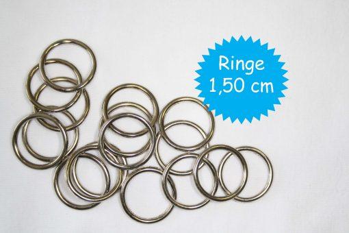 renee-d.de Onlineshop: Metallring mittel