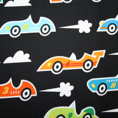 renee-d.de Onlineshop: Michael Miller Baumwollstoff Autos