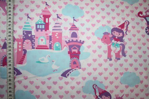 renee-d.de Onlineshop: Michael Miller Baumwollstoff  Prinzessin