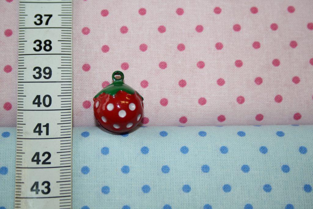 renee-d.de Onlineshop: Mini Glöckchen Erdbeeren