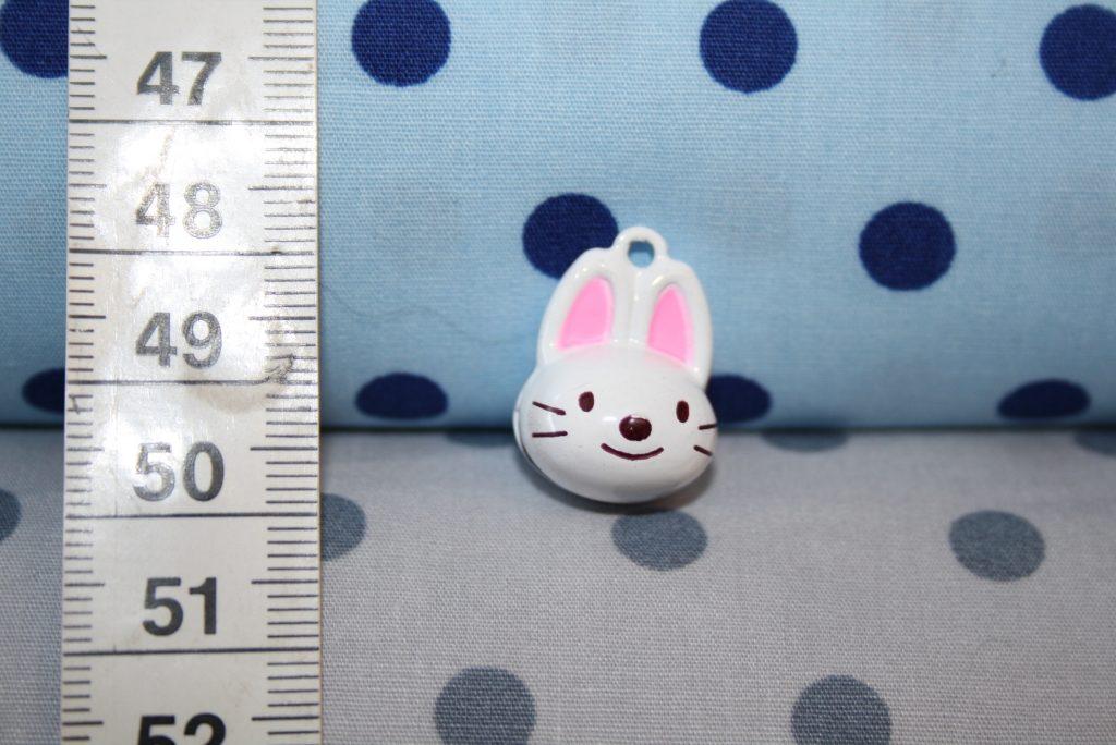 renee-d.de Onlineshop: Mini Glöckchen Hase