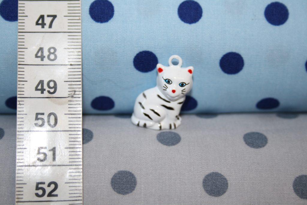 renee-d.de Onlineshop: Mini Glöckchen Katze