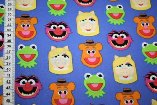 renee-d.de Onlineshop: Original Die Muppets Baumwollstoff